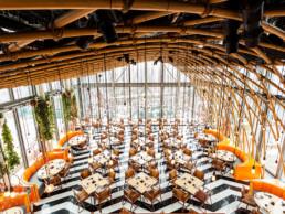 Restaurante Sushisamba em Londres