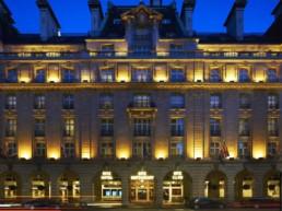 Fachada do Hotel The Ritz em Londres