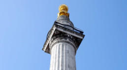 The Monument em Londres