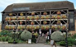 Pub Dickens Inn em Londres
