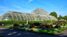 Parque Kew Gardens em Londres