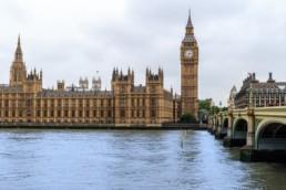 Big Ben e Parlamento Inglês
