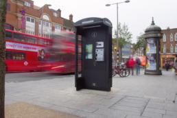 Cabine Telefônica Vermelha de Londres