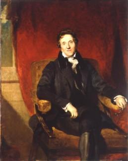 Arquiteto inglês Sir John Soane