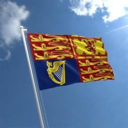 Bandeira Royal Standard