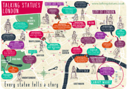 Talking Statues, as estátuas falantes