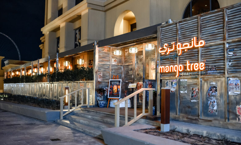 Mango Tree Thai Bistro in JBR Presents New Pattaya Street Food-Inspired Menu