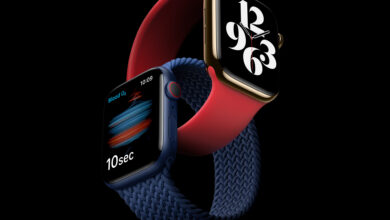 Photo of New Apple Watch Series 6 Delivers Breakthrough Wellness and Fitness Capabilities