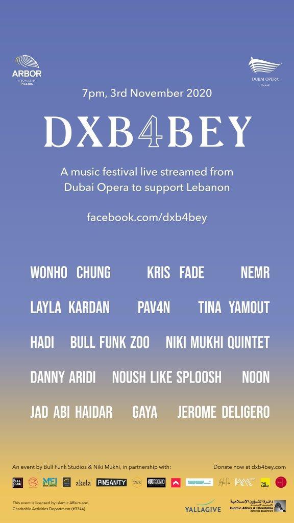 DXB4BEY Story