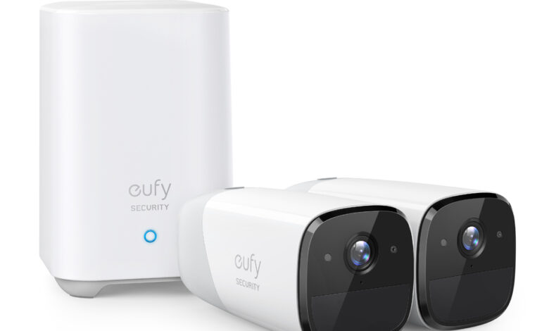 Eufycam 2 Wireless Security Camera