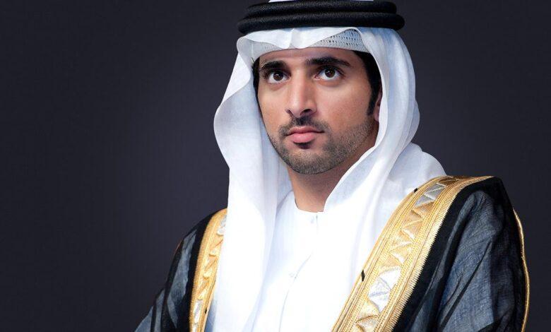 H.H. Sheikh Hamdan bin Mohammed bin Rashid Al Maktoum, Crown Prince of Dubai
