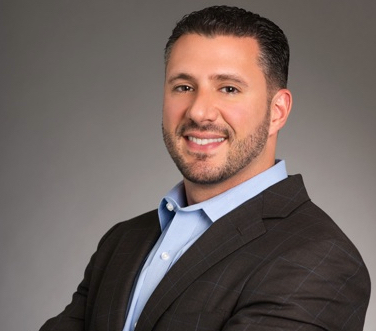 Jonathan Corini Senior Vice President of Global Channel Sales
