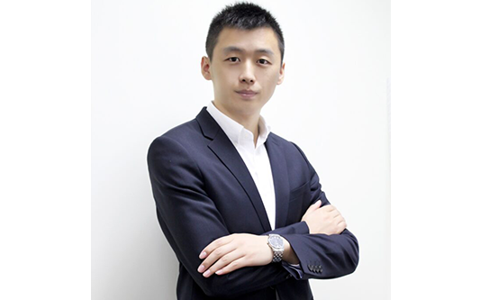 Lucas Jiang GM at TP-Link MEA FZE