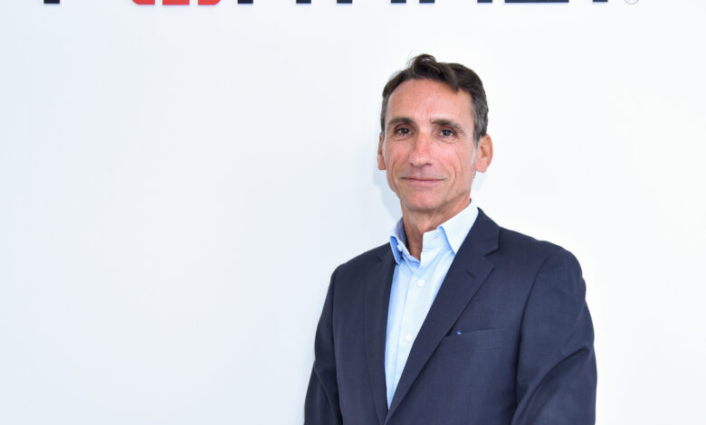 Alain Penel Regional VP ME Fortinet