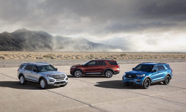 Ford Explorer Family