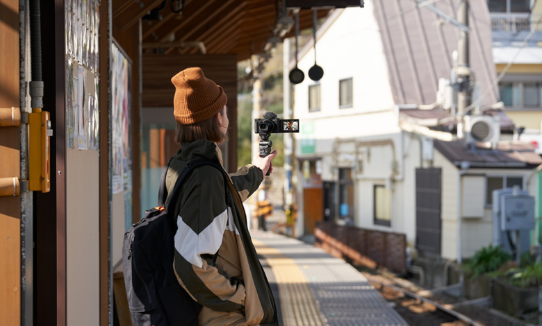 Sony Camera ZV 1
