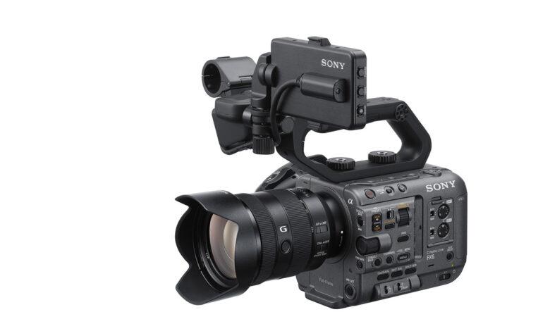Sony FX6 Full Frame Professional Camera