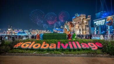 New Year at Global Village