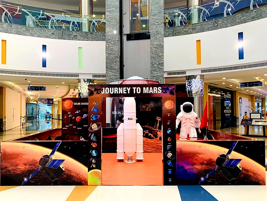Be Our Guest campaign launched for Malls in Northern Emirates