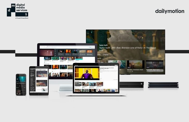 DMS media partner Dailymotion launches powerful video solution