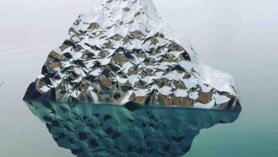 Iceberg by Helidon Xhixha