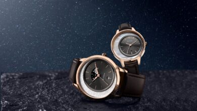 Titan Watches Crescent Collection