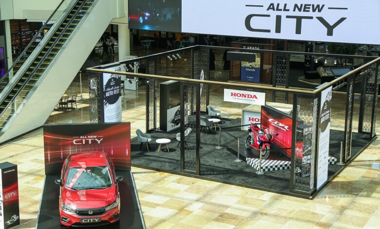 Honda Auto Fest 2021