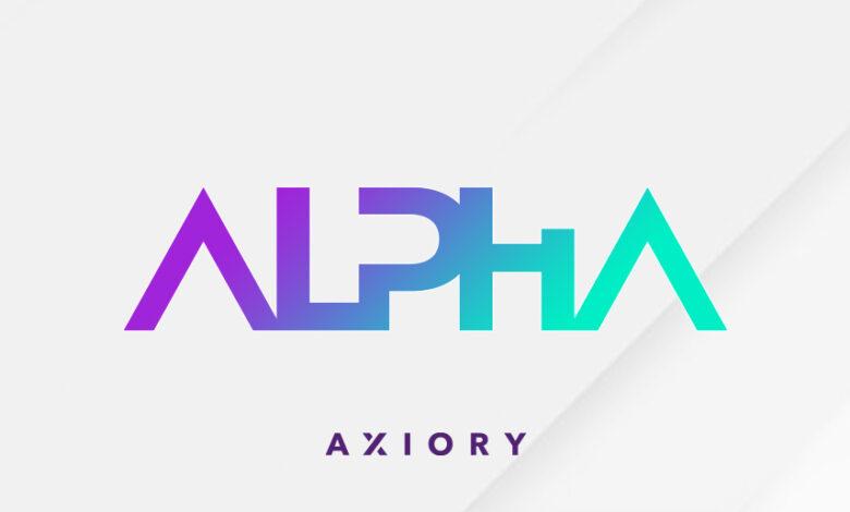 axiory alpha account