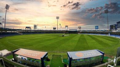 Sharjah Cricket Stadium