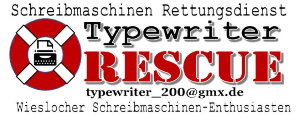 Wieslocher Schreibmaschinen-Enthusiasten
