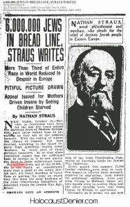 6 milioni di ebrei uccisi