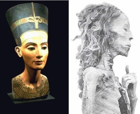 La regina Nefertiti …e la sua mummia