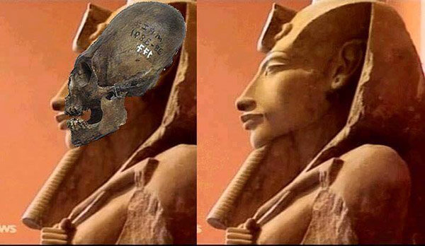 Akhenaton il faraone Alieno