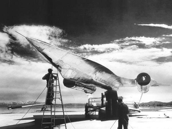 Aereo spia Lockheed A-12 nome in codice OXCART