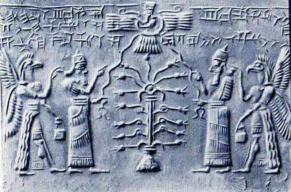 La borsa misteriosa degli Dei Anunnaki