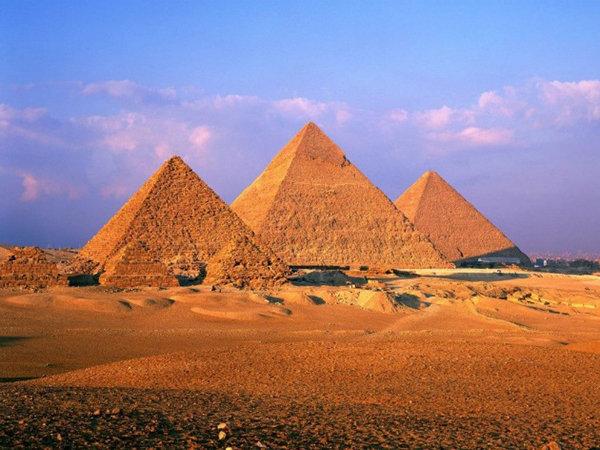 Piramidi di Giza Egitto