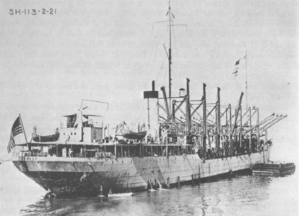 La USS Nereus