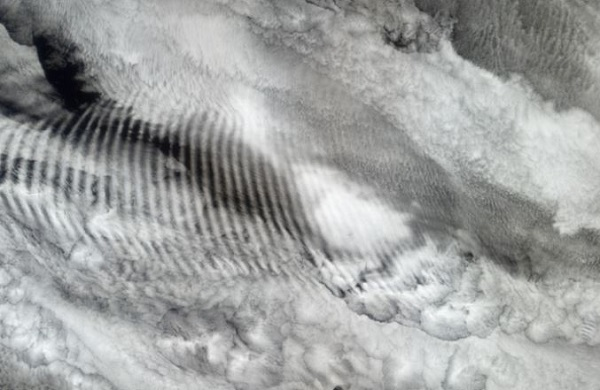 formazione nuvolosa haarp