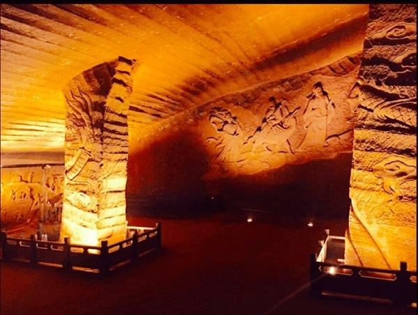 Le Grotte Longyou3