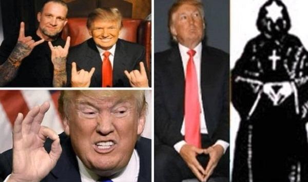 Trump-Illuminati