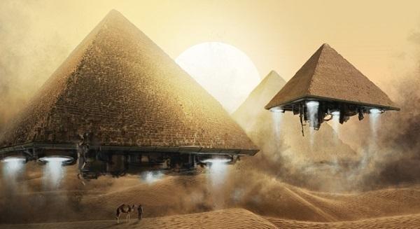 antiche civiltà aliene