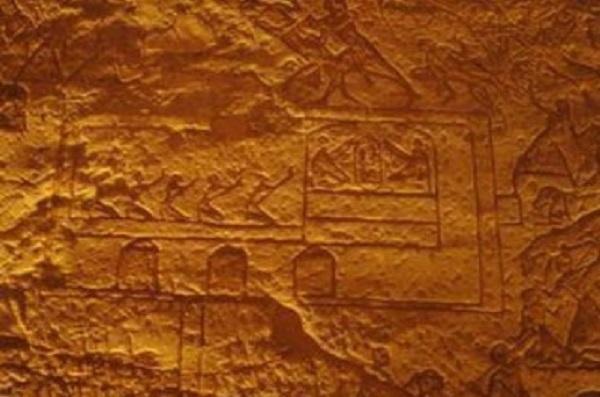 antichi egizi e arca dell'alleanza