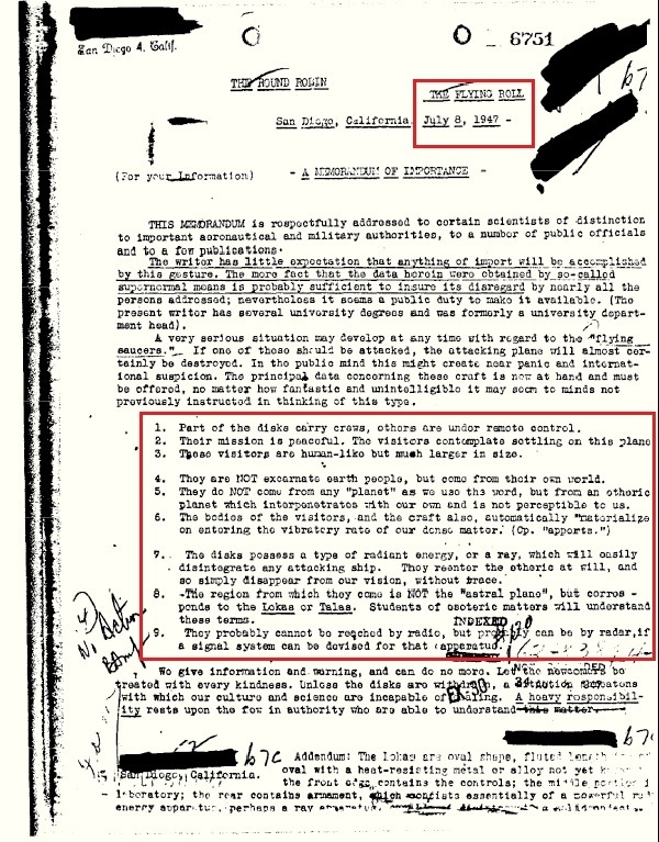 documento fbi