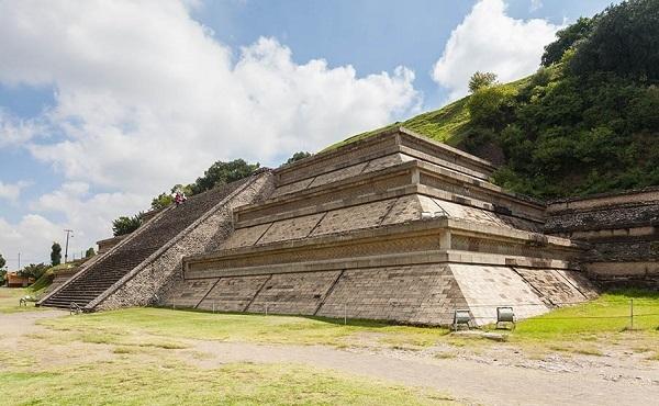base Piramide di Cholula