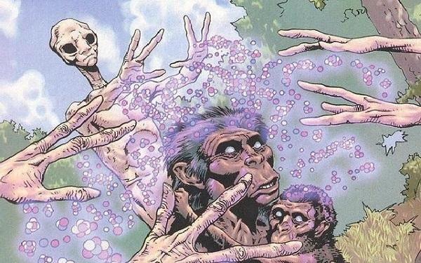 homo sapiens geneticamente creato