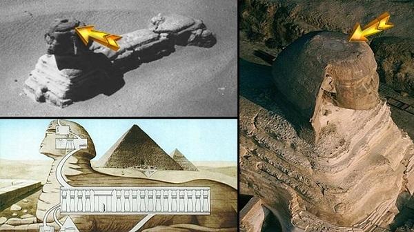 Grande Sfinge d'Egitto