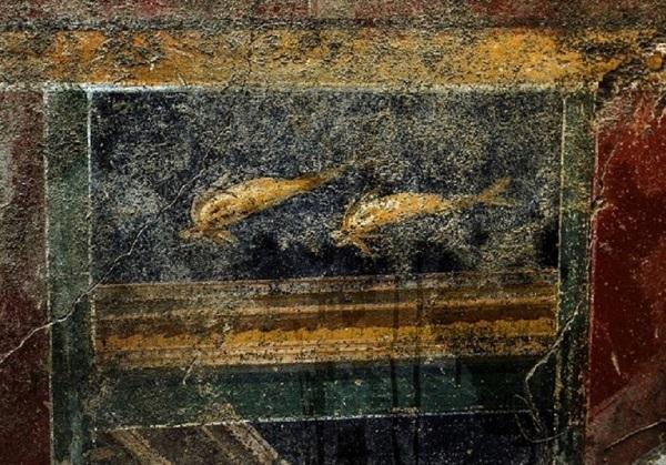 Pompei casa dei delfini 2