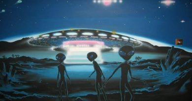 Se gli alieni ti chiedessero di imbarcarti sulla loro astronave, cosa faresti?