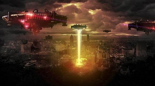 umanità e vita aliena