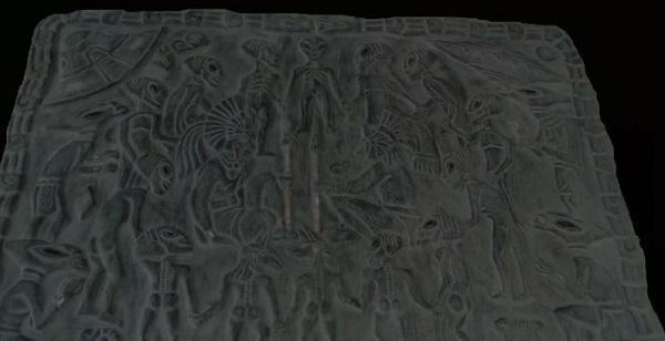 antico artefatto alieno 4